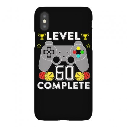 Level 60 Complete T Shirt Iphonex Case Designed By Hung