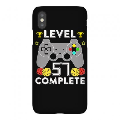 Level 57 Complete T Shirt Iphonex Case Designed By Hung