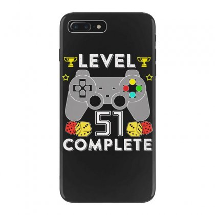 Level 51 Complete Iphone 7 Plus Case Designed By Hung