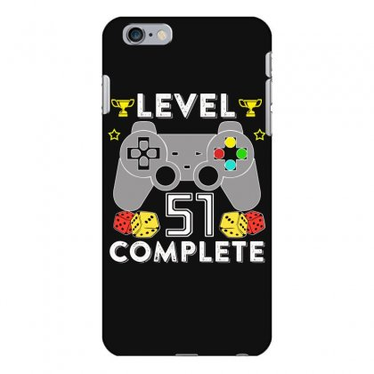 Level 51 Complete Iphone 6 Plus/6s Plus Case Designed By Hung
