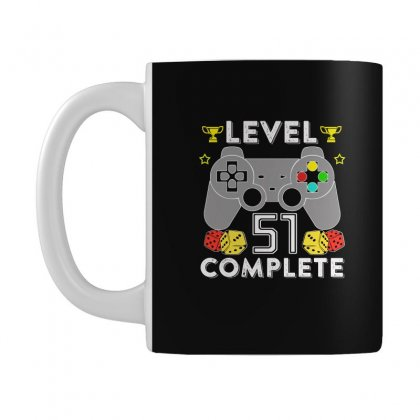 Level 51 Complete Mug Designed By Hung