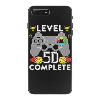 Level 50 Complete Iphone 7 Plus Case Designed By Hung