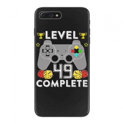 Level 49 Complete Iphone 7 Plus Case Designed By Hung