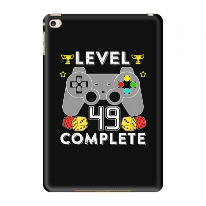 Level 49 Complete Ipad Mini 4 Case Designed By Hung