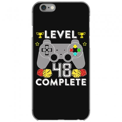 Level 48 Complete Iphone 6/6s Case Designed By Hung