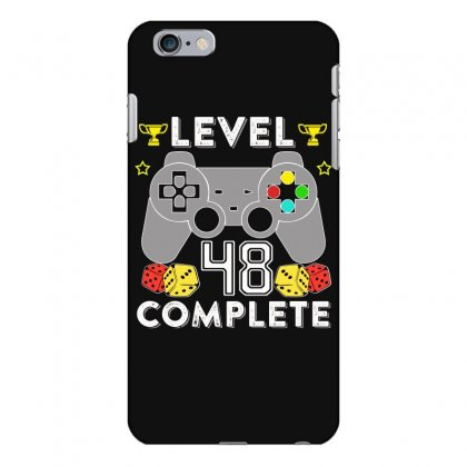 Level 48 Complete Iphone 6 Plus/6s Plus Case Designed By Hung