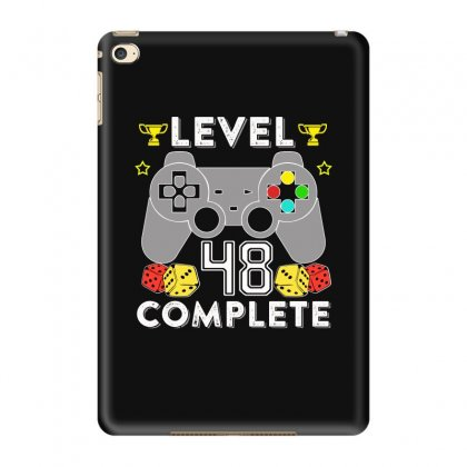Level 48 Complete Ipad Mini 4 Case Designed By Hung