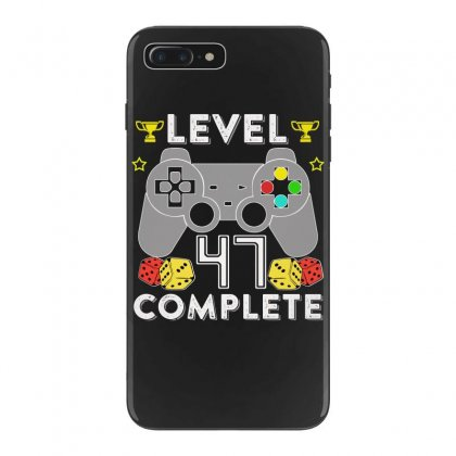 Level 47 Complete Iphone 7 Plus Case Designed By Hung