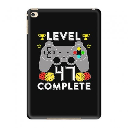 Level 47 Complete Ipad Mini 4 Case Designed By Hung