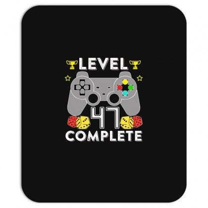 Level 47 Complete Mousepad Designed By Hung