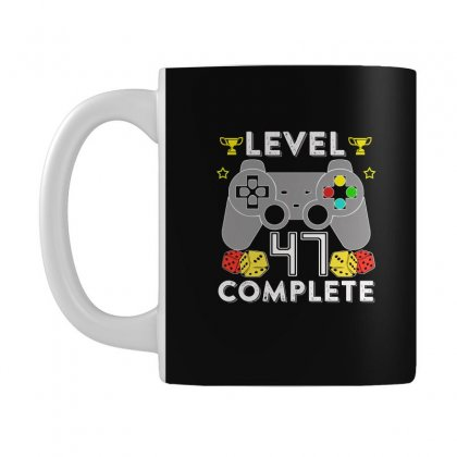 Level 47 Complete Mug Designed By Hung