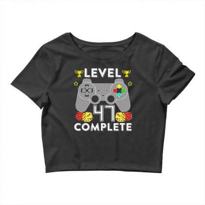Level 47 Complete Crop Top Designed By Hung
