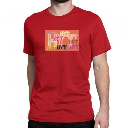 Hyt Art Classic T-shirt Designed By Heri