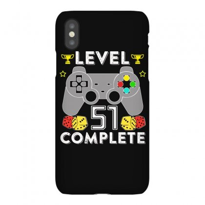 Level 51 Complete Iphonex Case Designed By Hung