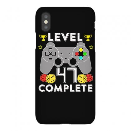 Level 47 Complete Iphonex Case Designed By Hung