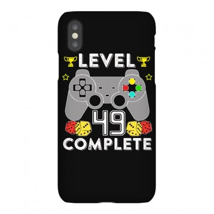 Level 49 Complete Iphonex Case Designed By Hung