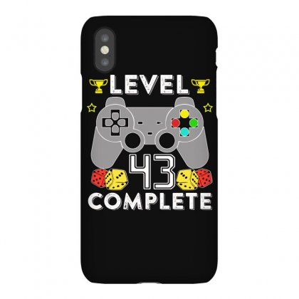 Level 43 Complete Iphonex Case Designed By Hung