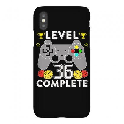 Level 36 Complete Iphonex Case Designed By Hung