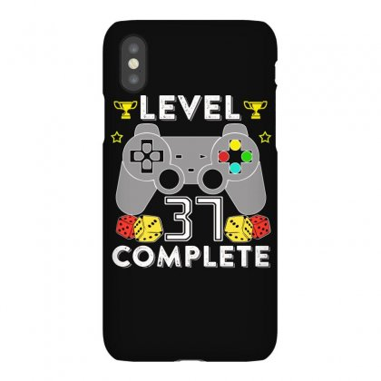Level 37 Complete Iphonex Case Designed By Hung