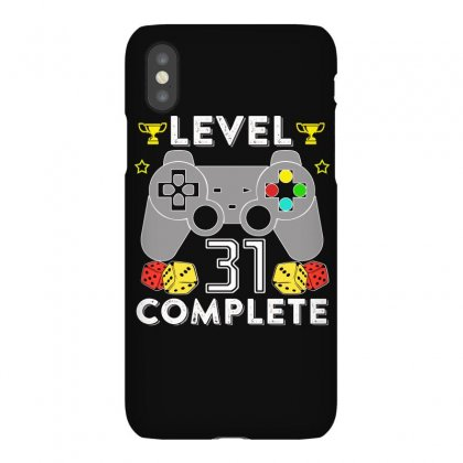 Level 31 Complete Iphonex Case Designed By Hung