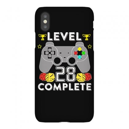 Level 28 Complete Iphonex Case Designed By Hung