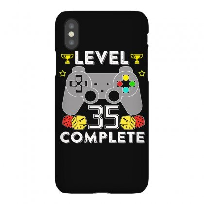 Level 35 Complete Iphonex Case Designed By Hung