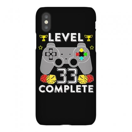 Level 33 Complete Iphonex Case Designed By Hung