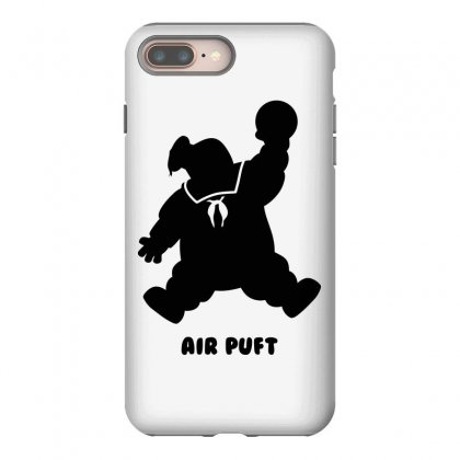 Stay Puft Air Puft Iphone 8 Plus Case Designed By Shadowart