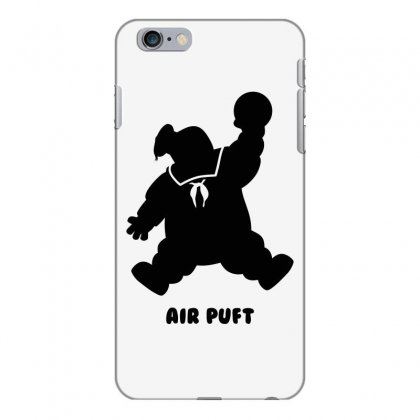 Stay Puft Air Puft Iphone 6 Plus/6s Plus Case Designed By Shadowart