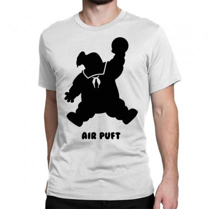 Stay Puft Air Puft Classic T-shirt Designed By Shadowart