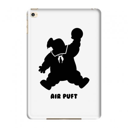 Stay Puft Air Puft Ipad Mini 4 Case Designed By Shadowart