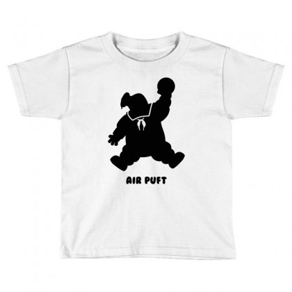 Stay Puft Air Puft Toddler T-shirt Designed By Shadowart