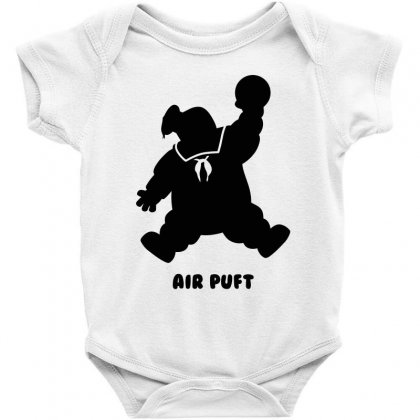 Stay Puft Air Puft Baby Bodysuit Designed By Shadowart