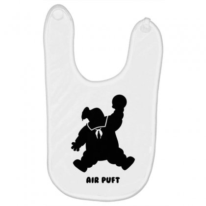 Stay Puft Air Puft Baby Bibs Designed By Shadowart