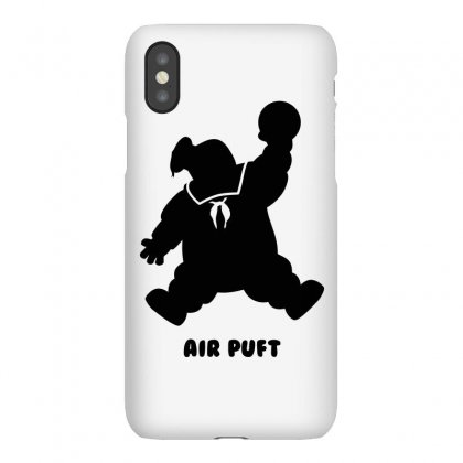Stay Puft Air Puft Iphonex Case Designed By Shadowart
