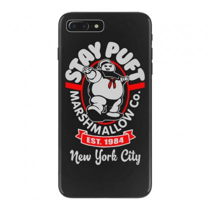 Stay Puft Marshmallow Iphone 7 Plus Case Designed By Shadowart