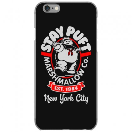 Stay Puft Marshmallow Iphone 6/6s Case Designed By Shadowart