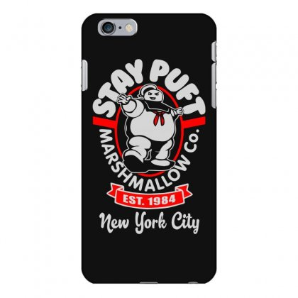 Stay Puft Marshmallow Iphone 6 Plus/6s Plus Case Designed By Shadowart