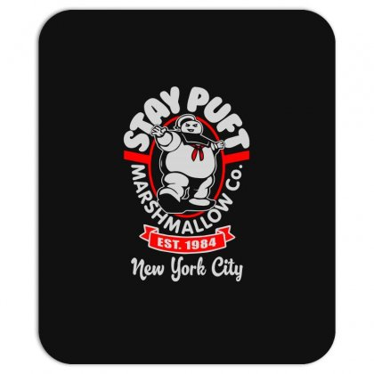 Stay Puft Marshmallow Mousepad Designed By Shadowart
