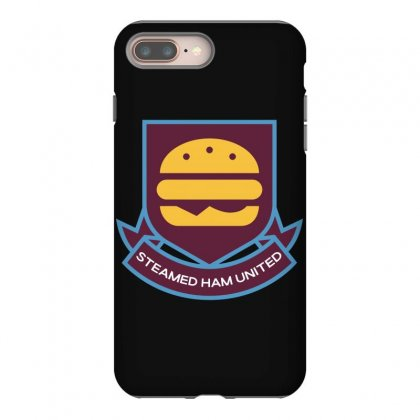 Steamed Ham United Iphone 8 Plus Case Designed By Shadowart