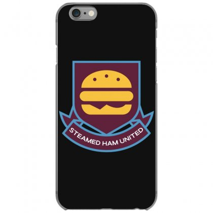 Steamed Ham United Iphone 6/6s Case Designed By Shadowart
