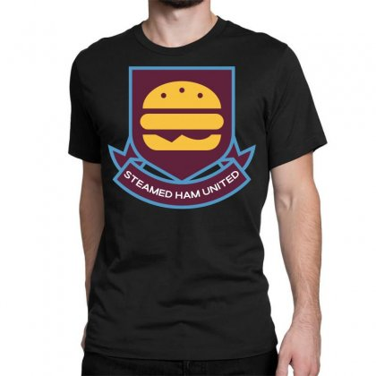 Steamed Ham United Classic T-shirt Designed By Shadowart