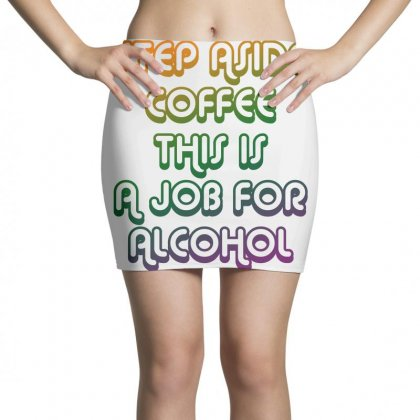 Step Aside Coffee Mini Skirts Designed By Shadowart