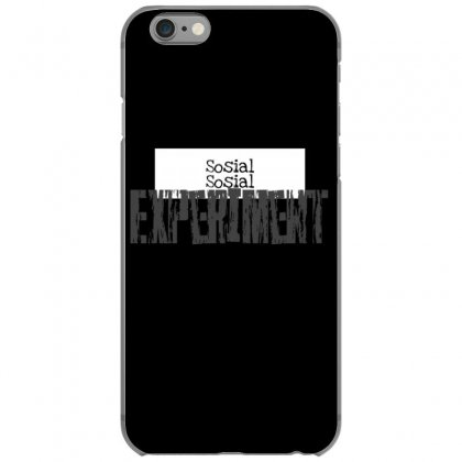 Sosialsosialexperiment Iphone 6/6s Case Designed By Heri