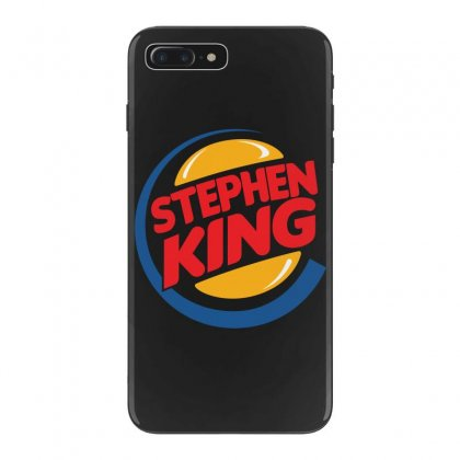 Stephen King 1 Iphone 7 Plus Case Designed By Shadowart