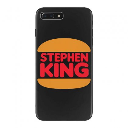 Stephen King Iphone 7 Plus Case Designed By Shadowart