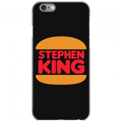 Stephen King Iphone 6/6s Case Designed By Shadowart