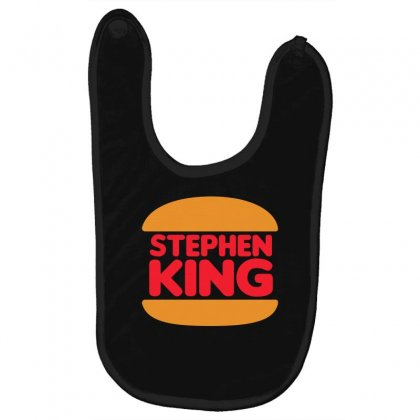 Stephen King Baby Bibs Designed By Shadowart