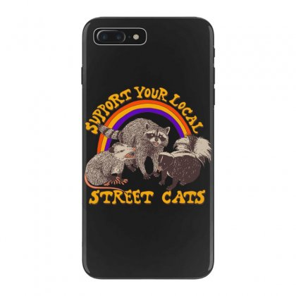 Street Cats Iphone 7 Plus Case Designed By Shadowart