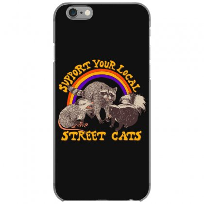 Street Cats Iphone 6/6s Case Designed By Shadowart